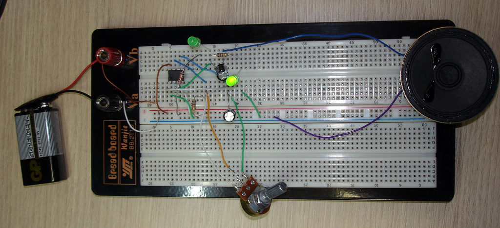 HowTo: Make Your Own Metronome – Daniel Andrade
