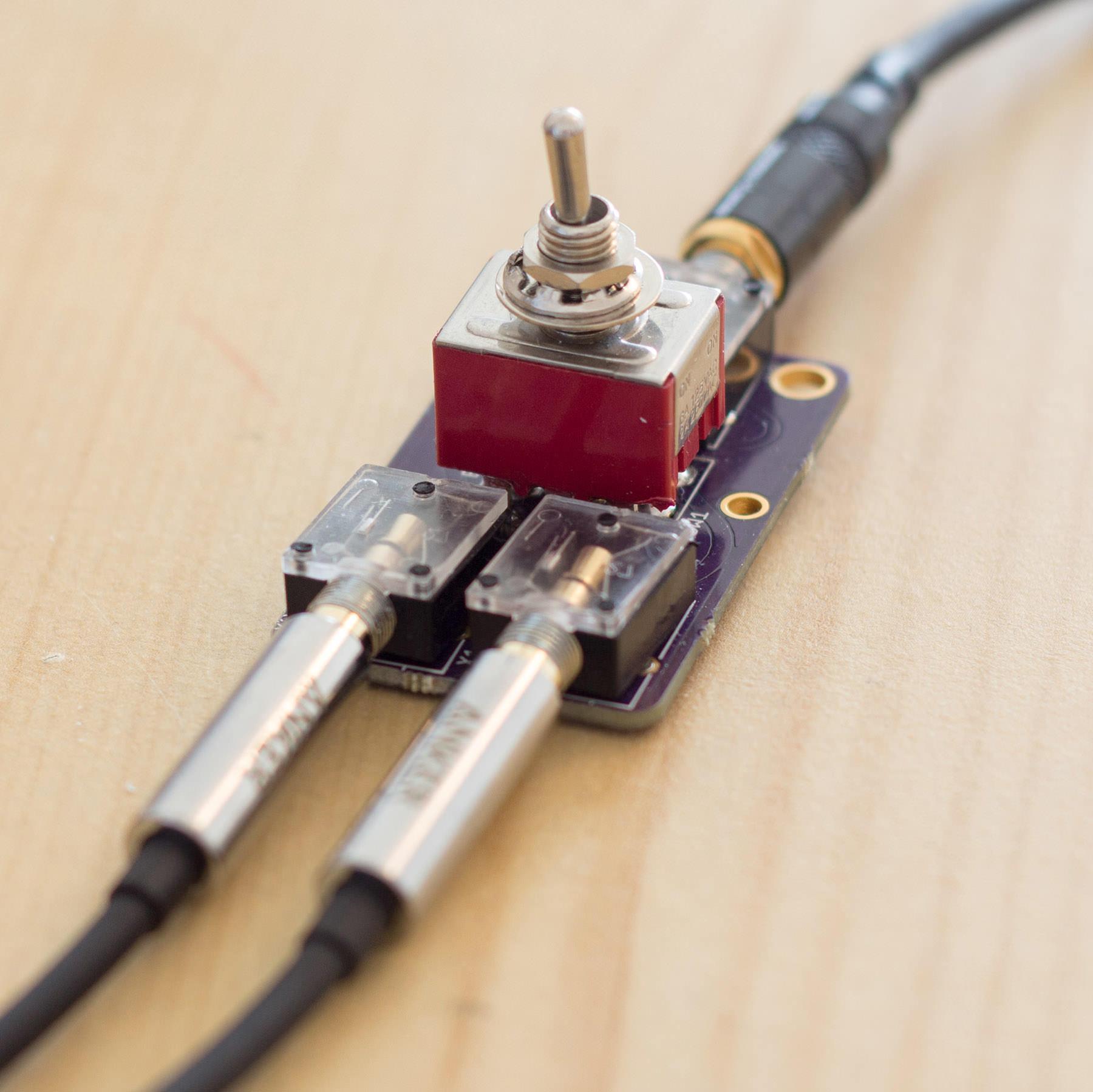 Build A 3 5mm Audio Switch  U2013 Daniel Andrade