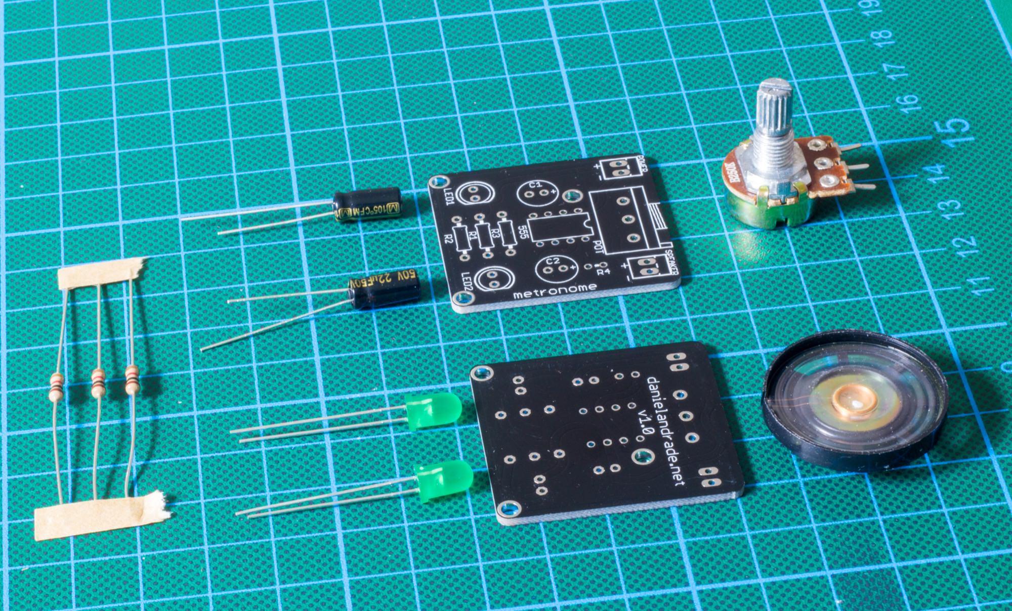 metronome components