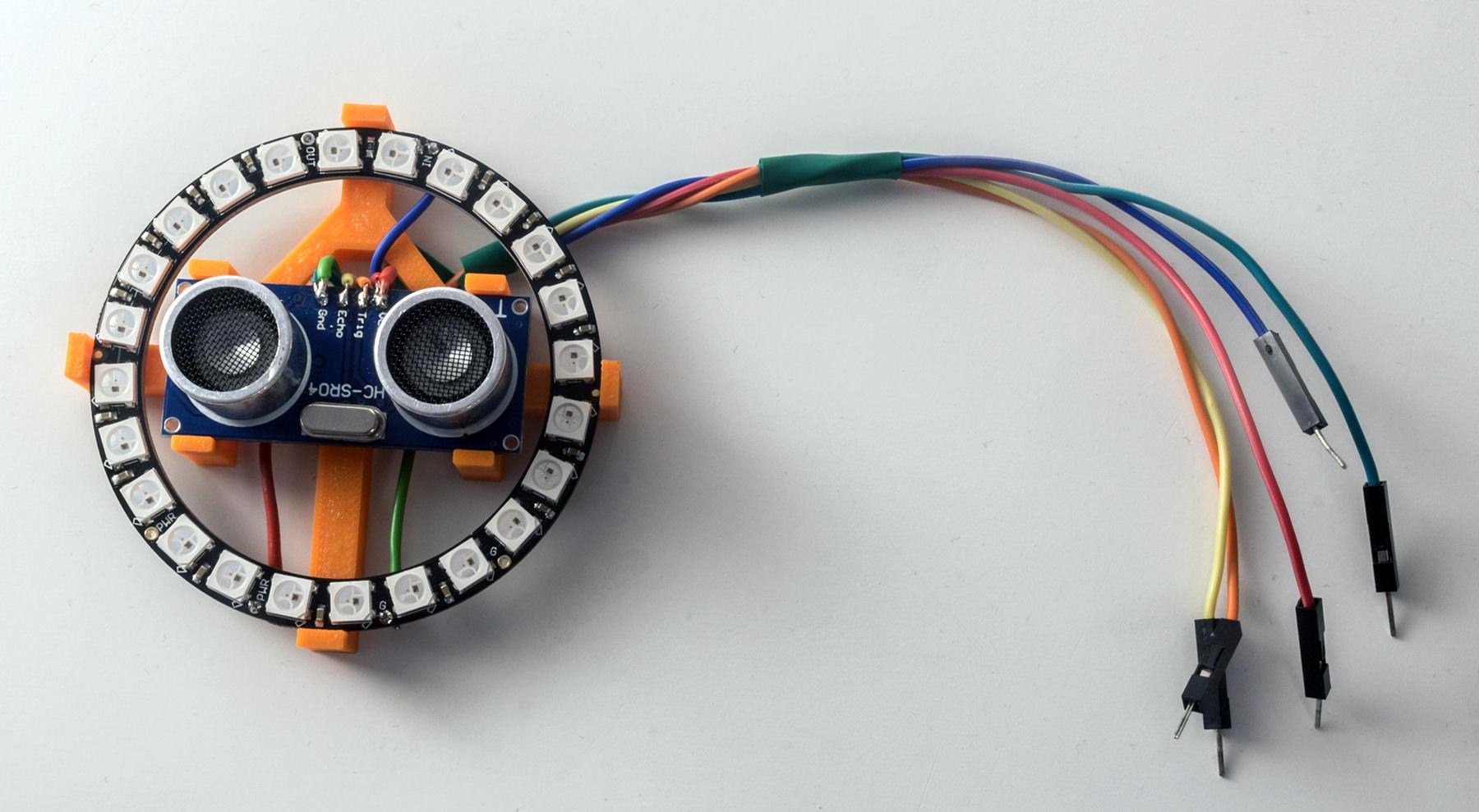 sonar neopixel top