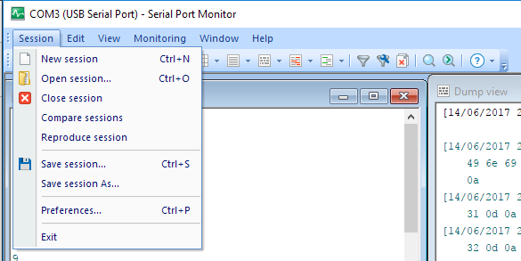 Electronics web travel and more - Serial port monitor ...